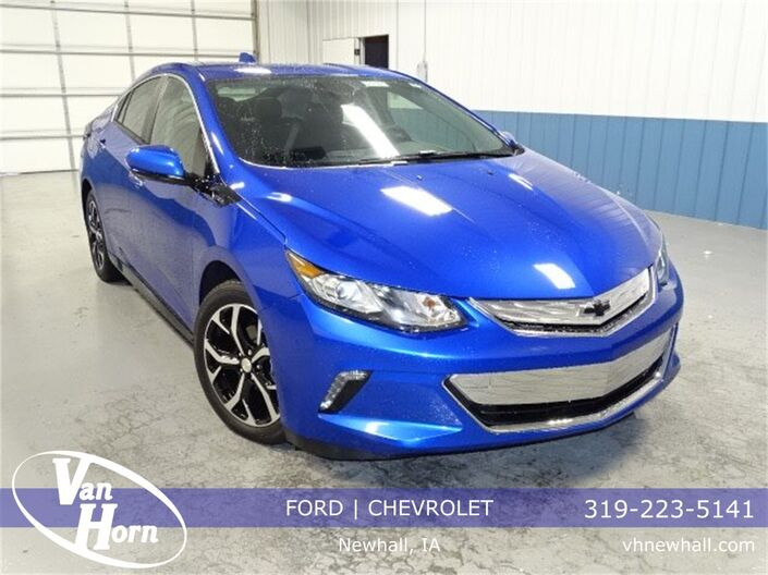 2018 Chevrolet Volt LT Plymouth WI