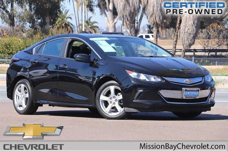 2018 Chevrolet Volt LT San Diego CA