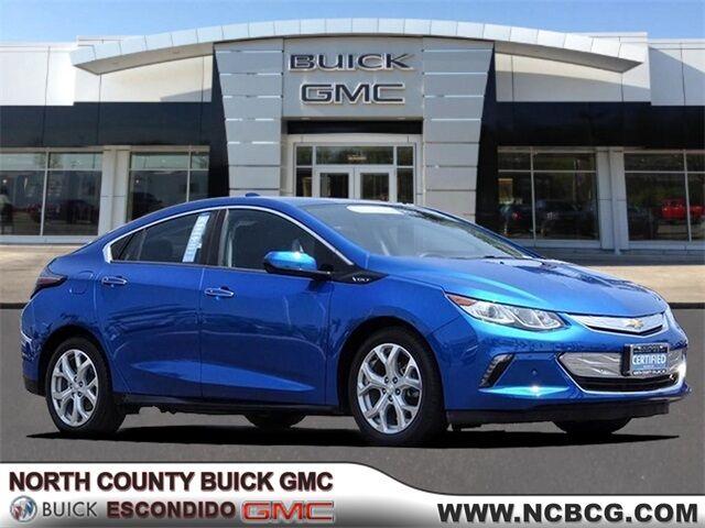 2018 Chevrolet Volt Premier San Diego County CA