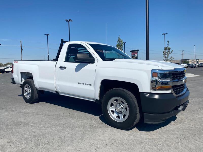 2018 Chevy 1500 Work Truck West Valley City UT