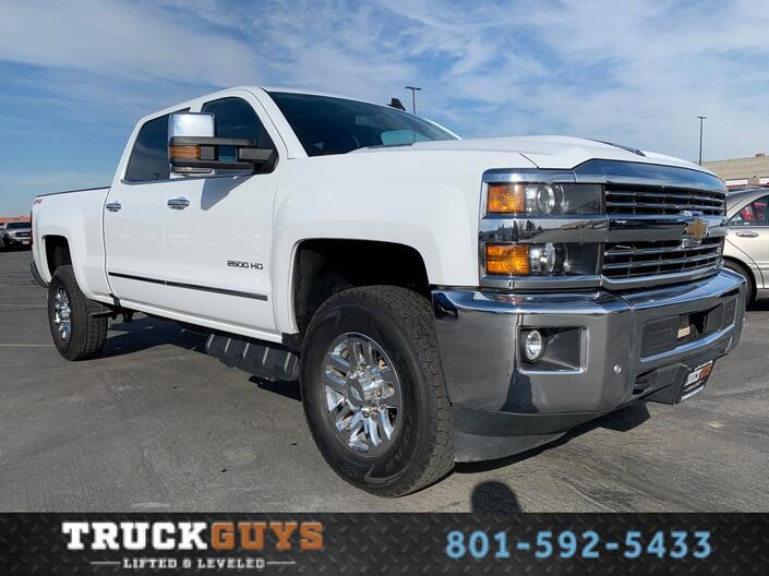 2018 Chevy 2500hd  West Valley City UT