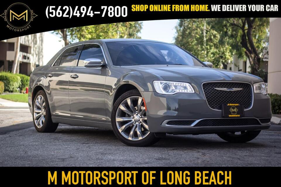 2018_Chrysler_300_300 Touring Sedan 4D_ Long Beach CA