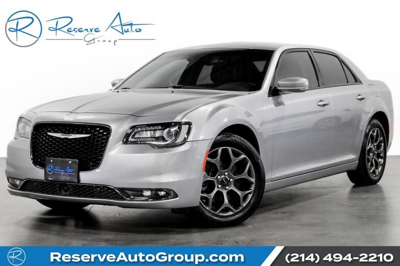 2018 Chrysler 300 300S Sport AWD Alpine Audio SAFETYTEC PLUS Pkg The Colony TX