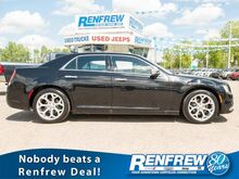 2018_Chrysler_300_C RWD, Pano Sunroof, Nav, Remote Start, Cooled/Heated Nappa Leather_ Calgary AB