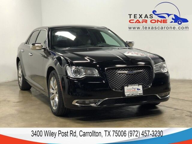 2018 Chrysler 300 LIMITED AWD LEATHER HEATED AND COOLED SEATS REAR CAMERA KEYLESS Carrollton TX
