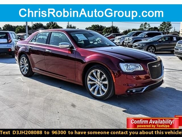 2018 Chrysler 300 LIMITED RWD Odessa TX