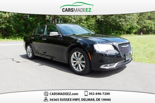 2018_Chrysler_300_Limited_ Delmar DE