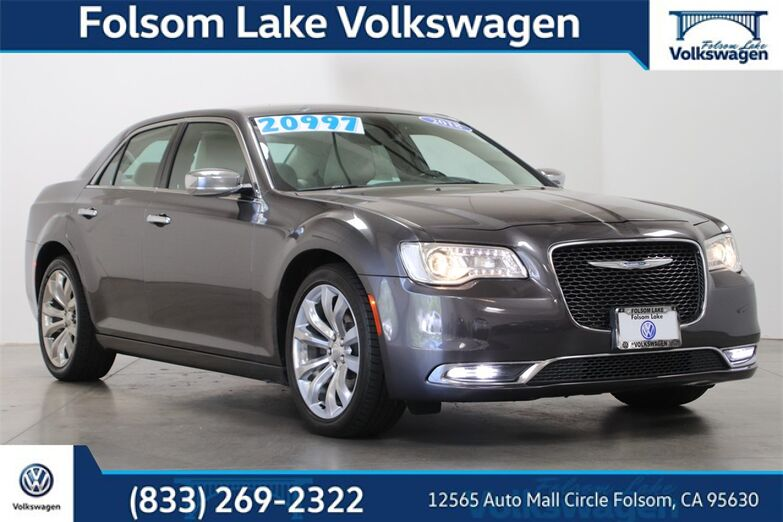 2018 Chrysler 300 Limited Folsom CA