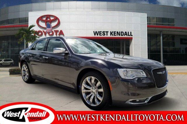 2018 Chrysler 300 Limited For Sale West Kendall Toyota