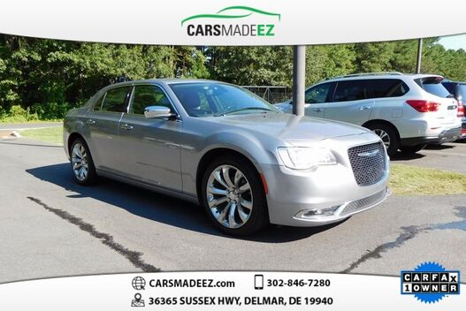 2018_Chrysler_300_Limited_ Salisbury MD