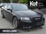2018 Chrysler 300 S, Leather, Heated Seats, Bluethooth, Device Screen Mirroring