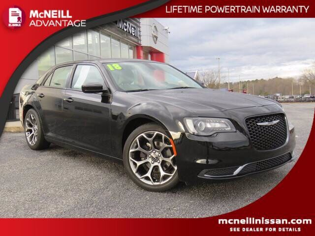 2018 Chrysler 300 Touring High Point NC