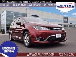 2018_Chrysler_Pacifica_Hybrid Limited_ Chantilly VA