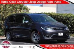 2018_Chrysler_Pacifica_Hybrid Limited_ Irvine CA