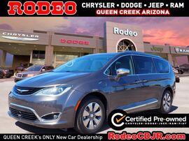 2018_Chrysler_Pacifica_Hybrid Limited_ Phoenix AZ