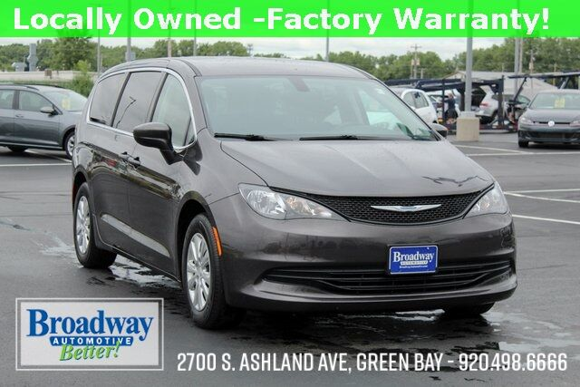 2018 Chrysler Pacifica L Green Bay WI