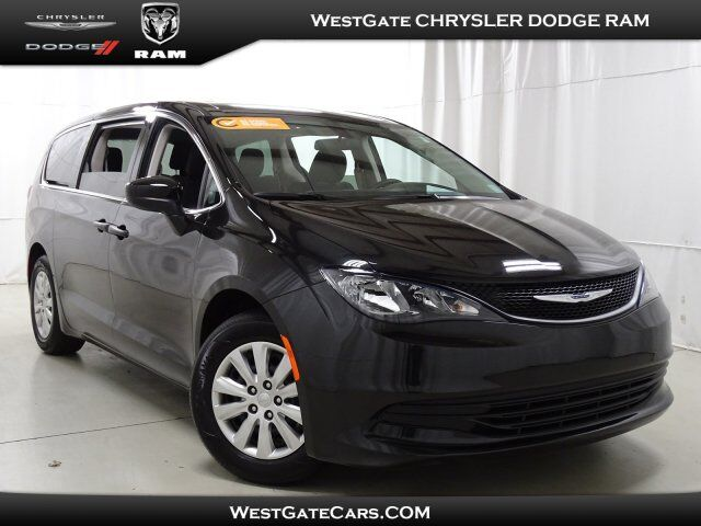 2018 Chrysler Pacifica L Raleigh NC