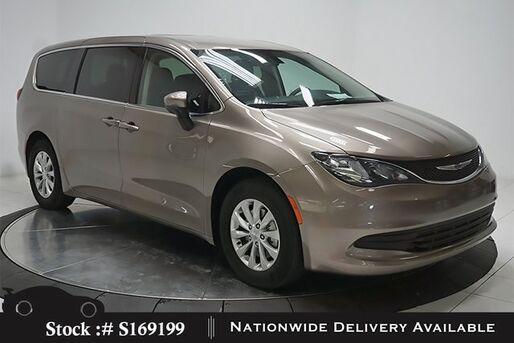 2018_Chrysler_Pacifica_LX CAM,KEY-GO,17IN WLS,3RD ROW STS_ Plano TX