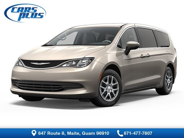 2018 Chrysler Pacifica LX Maite