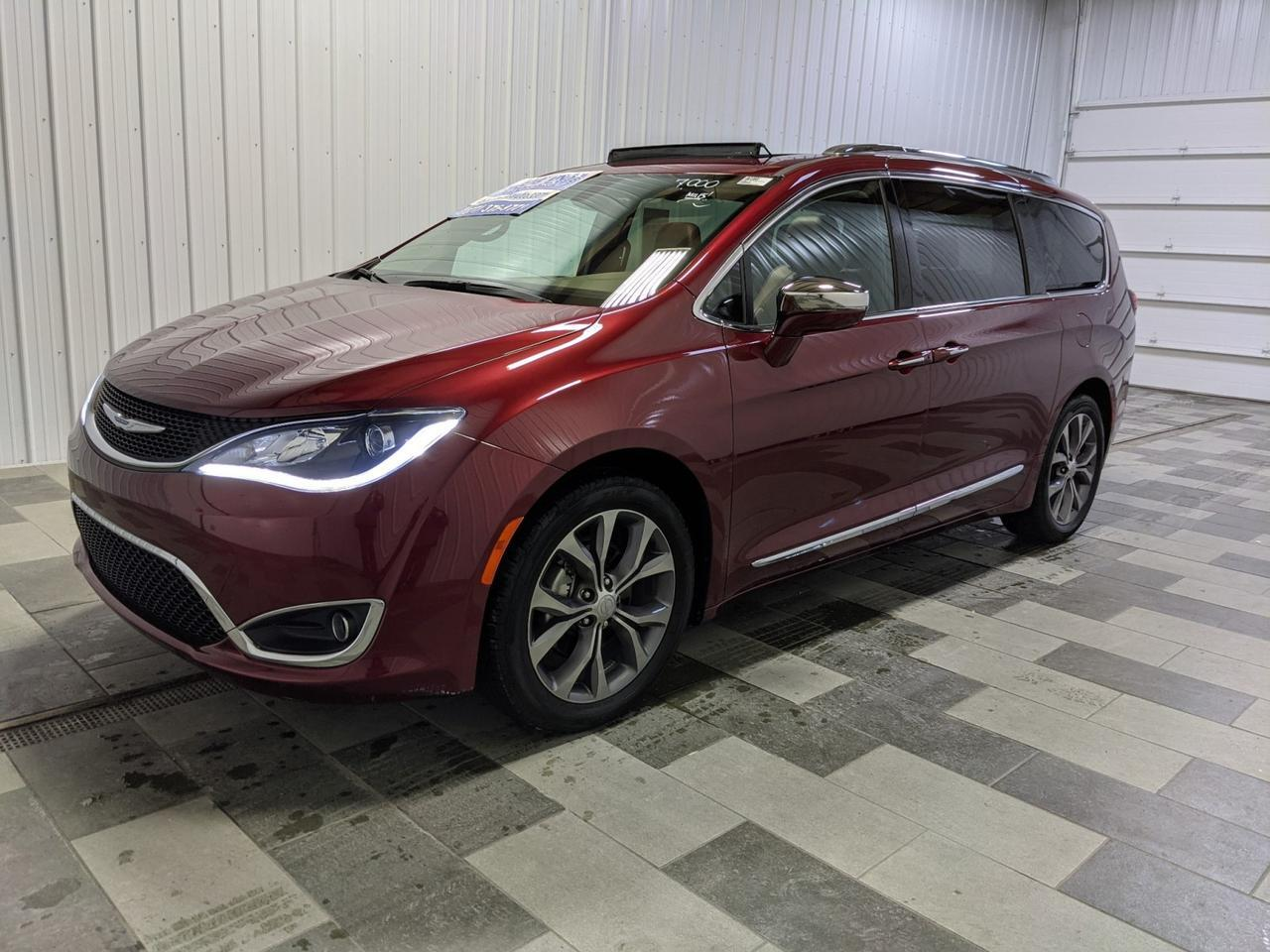 2018 Chrysler Pacifica Limited Duncansville PA
