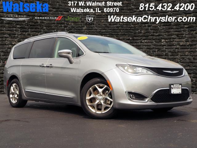 2018 Chrysler Pacifica Limited Dwight IL