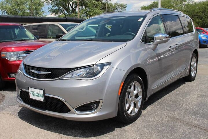 2018 Chrysler Pacifica Limited Fort Wayne Auburn and Kendallville IN