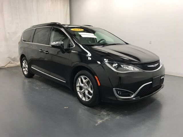2018 Chrysler Pacifica Limited Holland MI