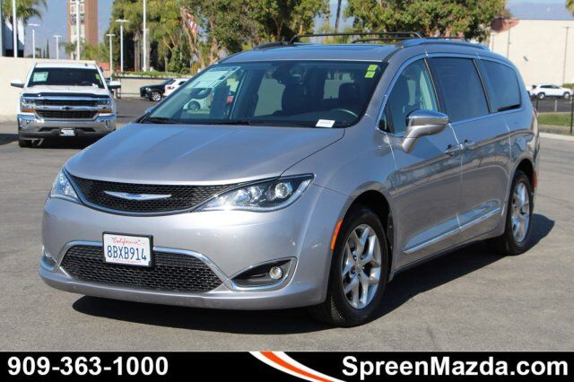 2018 Chrysler Pacifica Limited Loma Linda CA