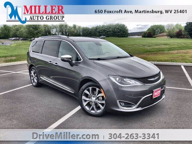2018 Chrysler Pacifica Limited Martinsburg WV
