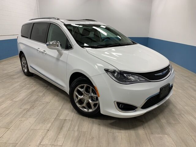 2018 Chrysler Pacifica Limited Milwaukee WI