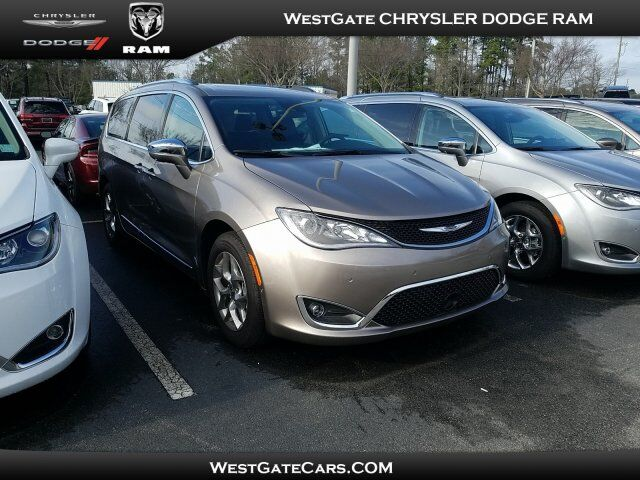 2018 Chrysler Pacifica Limited Raleigh NC