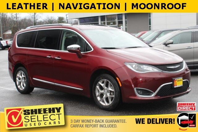 2018 Chrysler Pacifica Limited Suitland MD