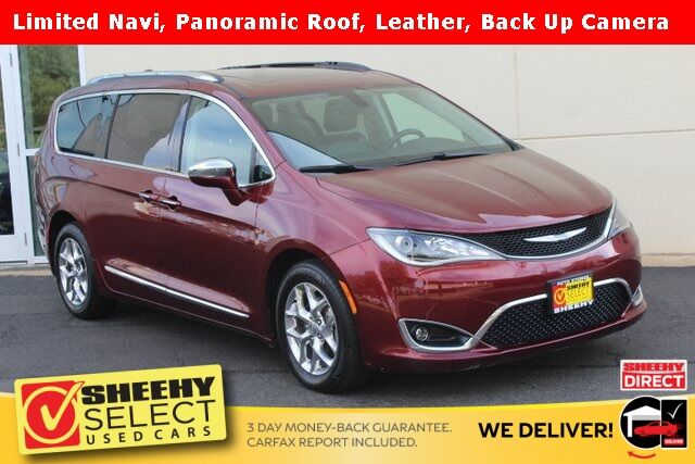 2018 Chrysler Pacifica Limited Vienna VA