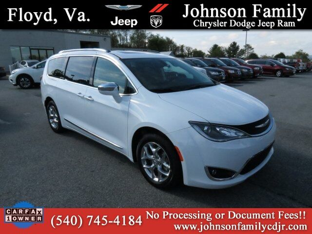 2018 Chrysler Pacifica Limited Woodlawn VA