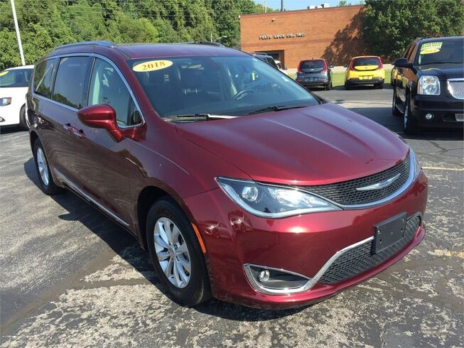 2018 Chrysler Pacifica TOURING L Evansville IN