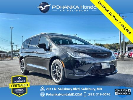 2018_Chrysler_Pacifica_Touring L ** Pohanka Certified 10 year / 100,000 **_ Salisbury MD