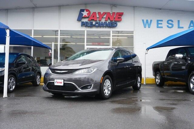 2018 Chrysler Pacifica Touring L Mission TX