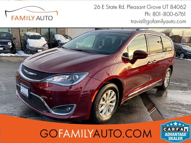 2018 Chrysler Pacifica Touring-L Pleasant Grove UT