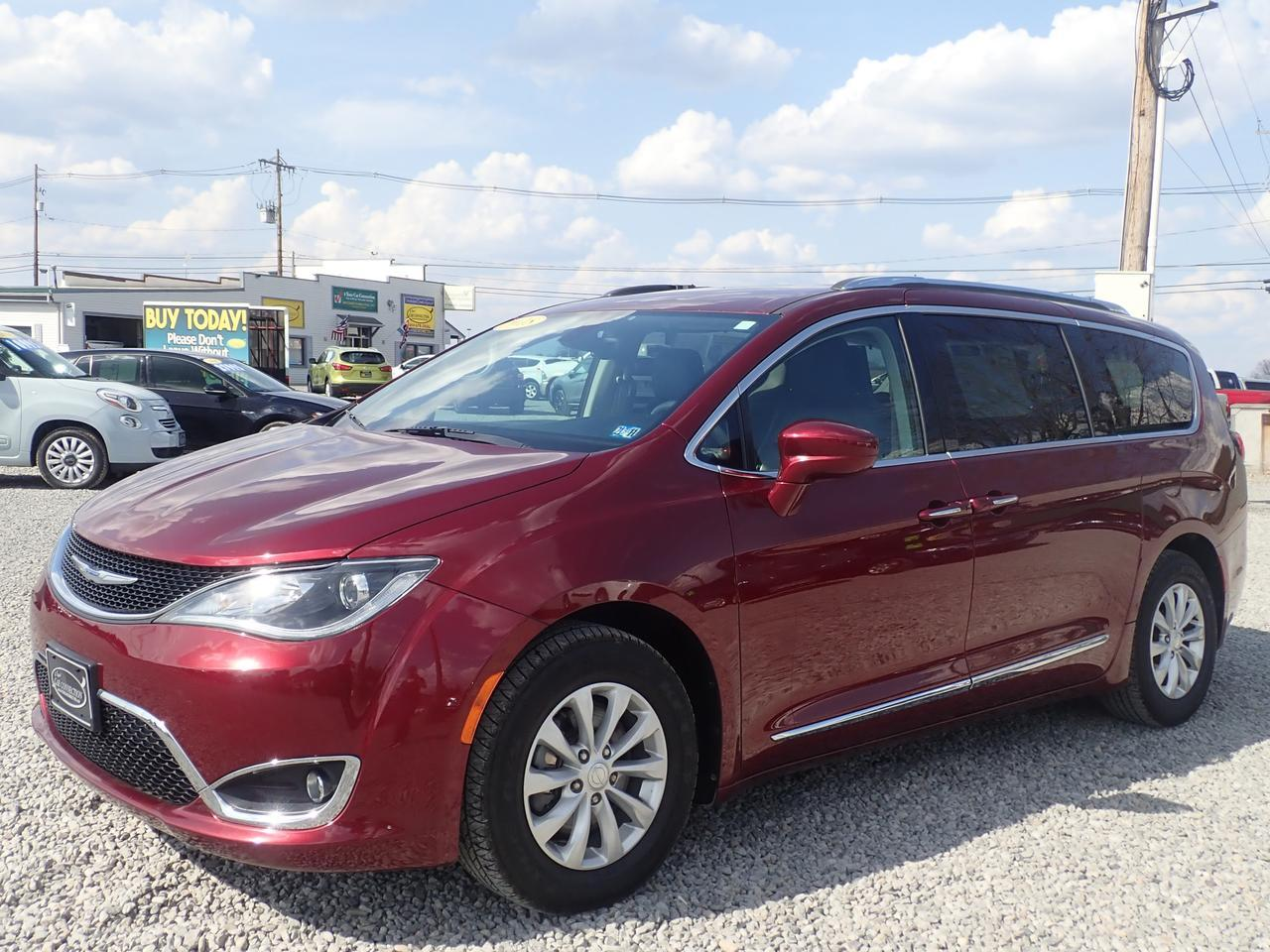 2018 Chrysler Pacifica Touring L Plus 7 Passenger TV-DVD-NAV Cranberry PA