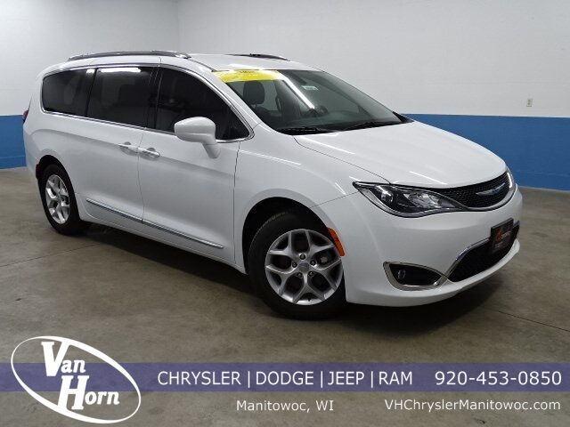 2018 Chrysler Pacifica Touring L Plus Manitowoc WI