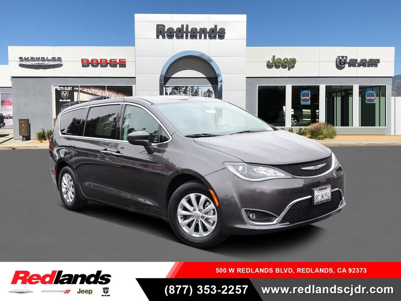 2018 Chrysler Pacifica Touring Plus Redlands CA