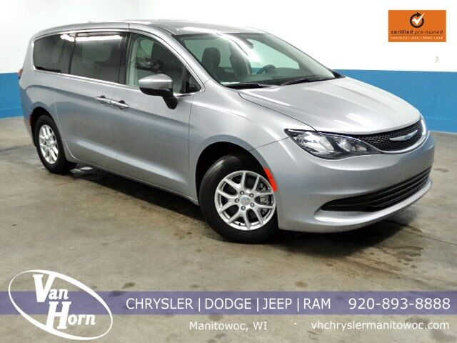 2018 Chrysler Pacifica Touring Plymouth WI