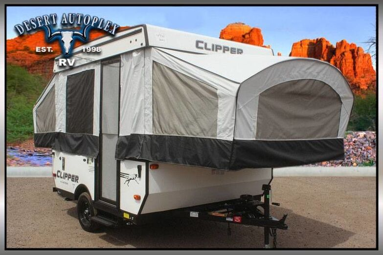 2018 Coachmen Clipper LS 806XLS Expandable Camping Trailer Mesa AZ
