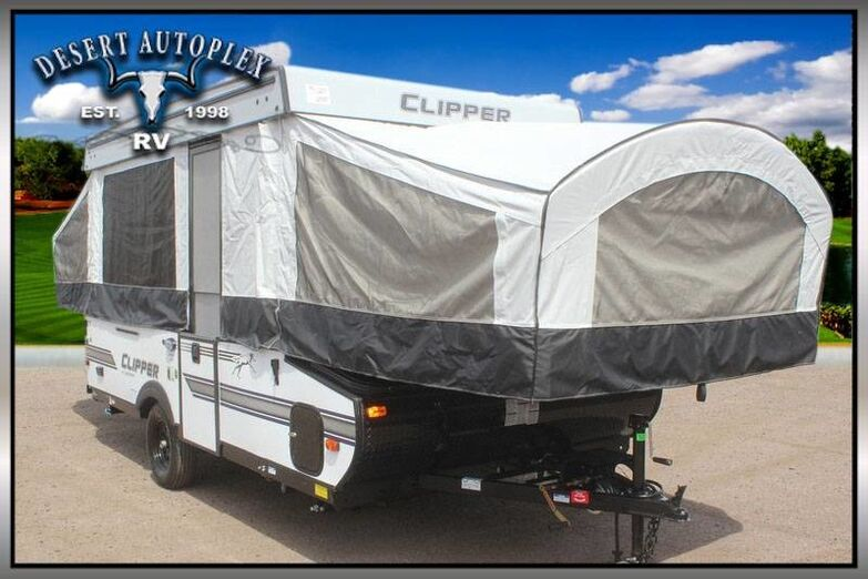 2018 Coachmen Clipper Sport 125ST Expandable Camping Trailer Mesa AZ