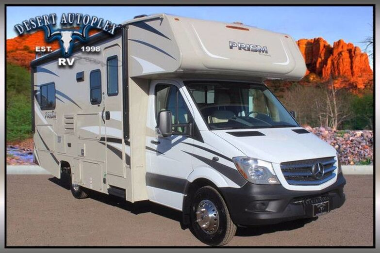 2018 Coachmen Prism 2150 Single Slide Class C Motorhome Mesa AZ