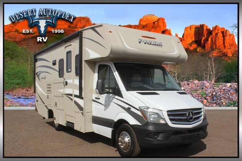 2018 Coachmen Prism 2200 Single Slide Class C Motorhome Mesa AZ