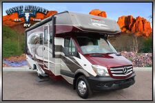 2018 Coachmen Prism 2200FS Single Slide Class C Motorhome