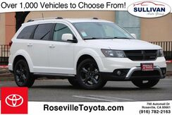 2018_DODGE_Journey_CRSSRD FWD_ Roseville CA