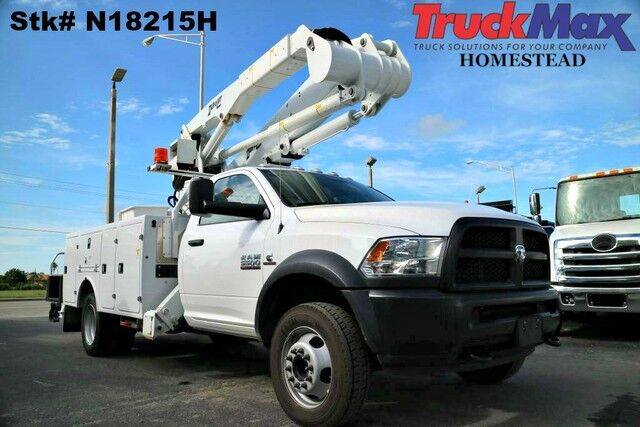 2018 Dodge 5500 Dur-A-Lift DPM2-47DU (Diesel) Homestead FL
