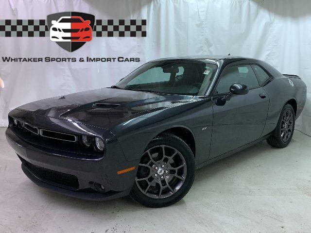 2018 Dodge Challenger AWD GT HID Blind Spot Nappa Leather Maplewood MN